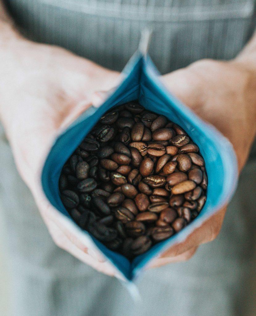 kofeinas prakaitavimas